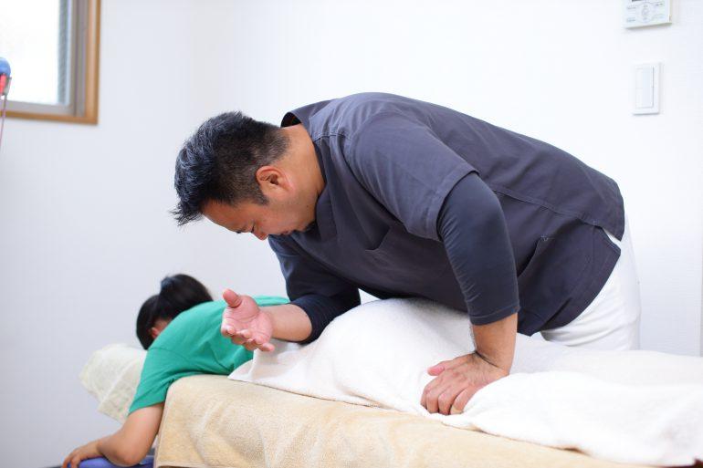 筋肉調整|小江戸川越つばさ整骨院